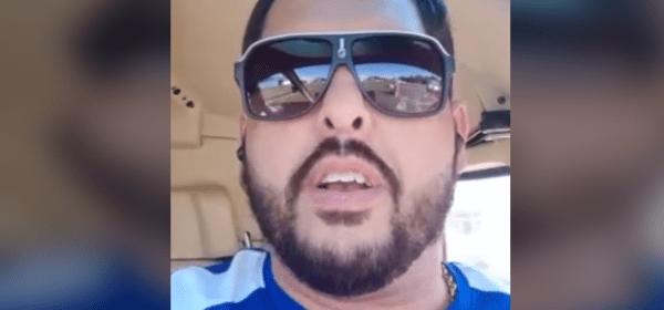 Leandro Cavalieri, que atacou o youtuber Felipe Neto, já teve cargo na Prefeitura do Rio