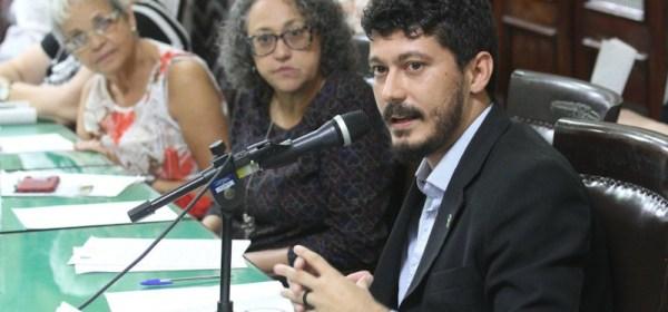O subsecretário estadual de Desenvolvimento da Pesca e Aquicultura do Rio, Ramon Neves