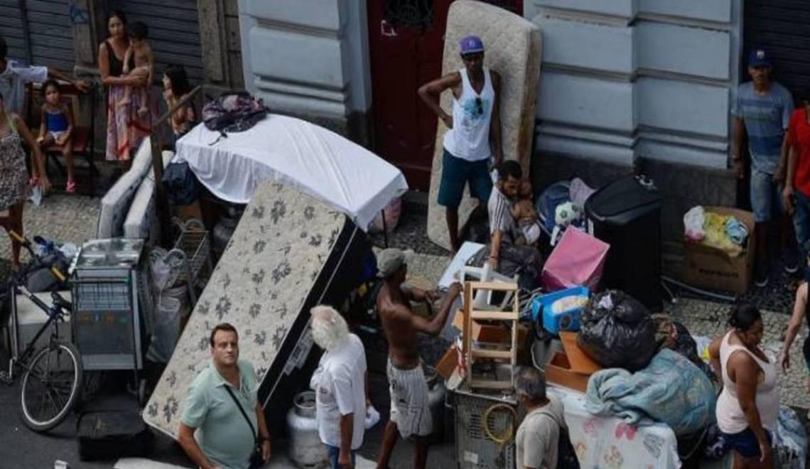 Blog do Bordalo despejos na pandemia capa