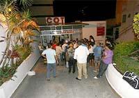COT, clinica no bairro do Canela, que teve um dos pavimentos incendiados em 24/11/2008