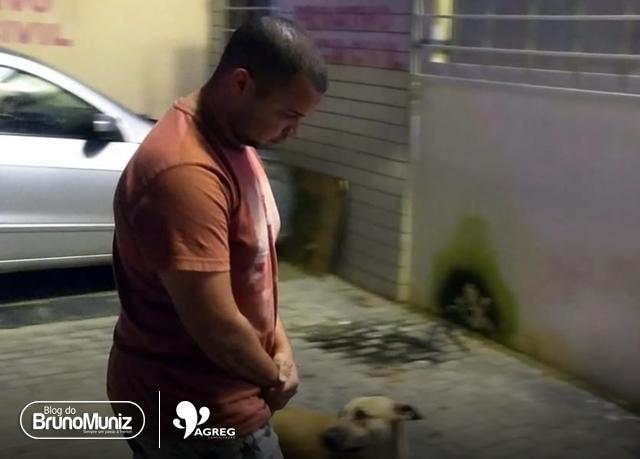 Polícia apreende três pessoas e tira arma de fogo de circulação em Santa Cruz do Capibaribe