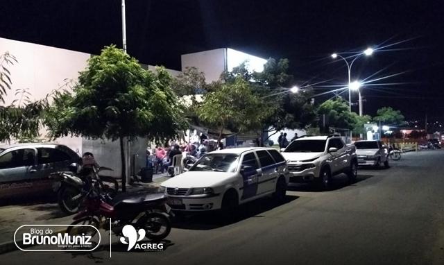 Funcionário público é baleado durante assalto em Santa Cruz do Capibaribe