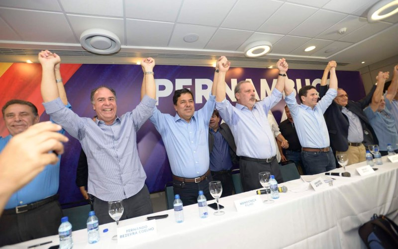 Pré-candidato a governador, Armando Monteiro prega união dos pernambucanos pela mudança e para recuperar a liderança do Estado