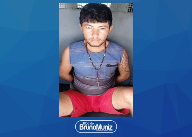 Jovem é detido com entorpecentes em Fazenda Nova, distrito de Brejo da Madre de Deus