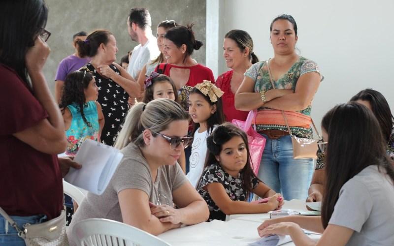Seleção de modelos para o Estilo Moda Pernambuco, do Moda Center Santa Cruz, recebe mais de 200 candidatos