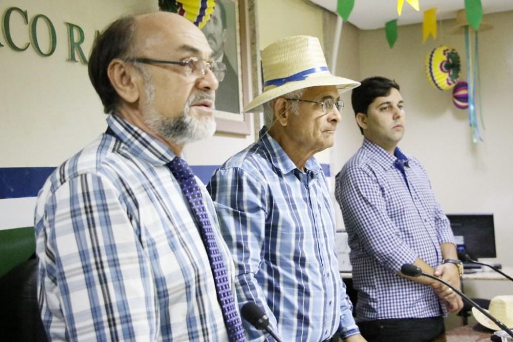 Com confraternização junina, Casa José Vieira de Araújo realiza última reunião do primeiro período de 2018