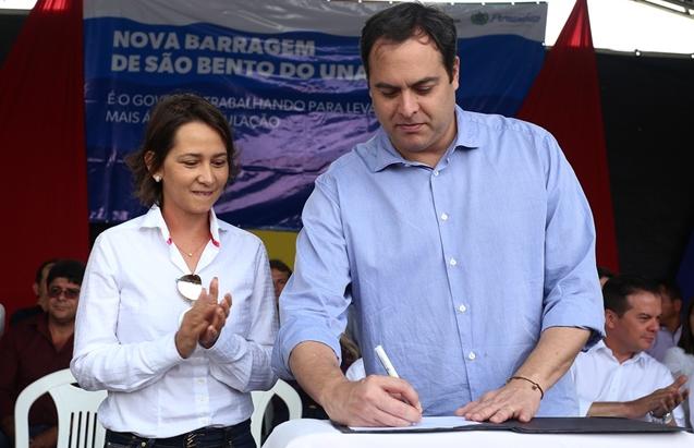 Governo do Estado anuncia criação de barragem em São Bento do Una