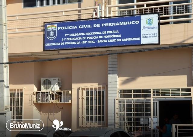 Polícia Civil cumpre mandato de internação em Santa Cruz do Capibaribe