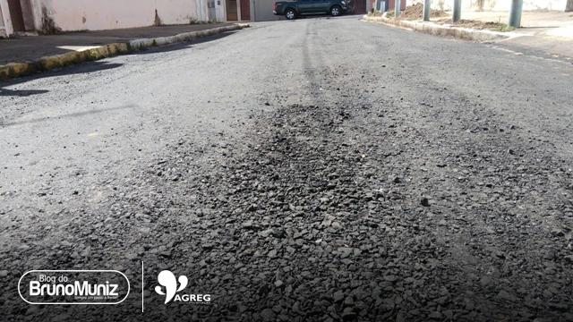 MPPE recomenda que Prefeitura de Taquaritinga do Norte remova asfalto já aplicado