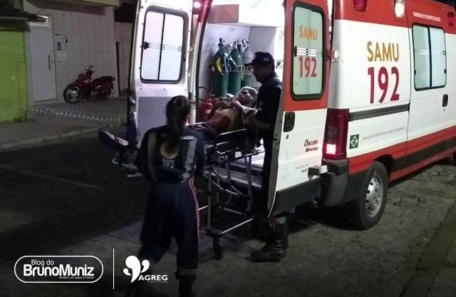 Jovem acusado de crimes e que foi baleado em ocorrência recebe alta médica