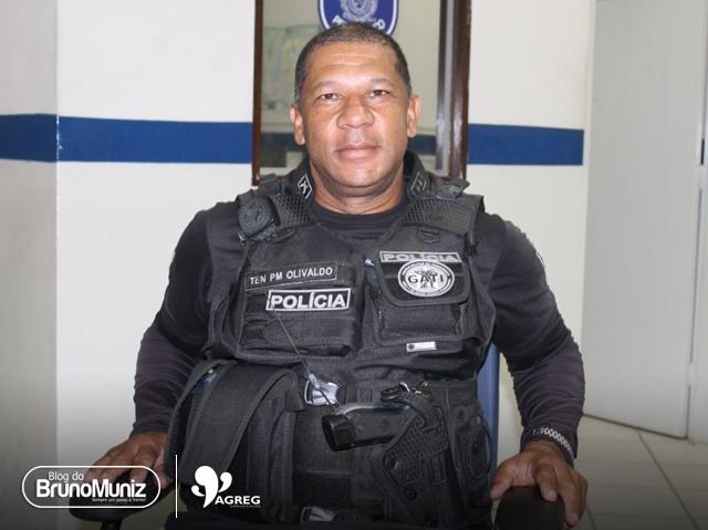 Peritos e IML descartam homicídio no caso do Tenente Olivaldo