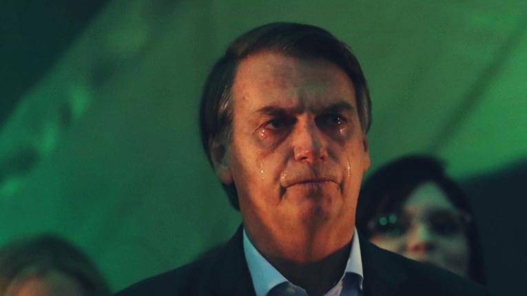 Lançado candidato, Bolsonaro se emociona, elogia mulheres e diz ser o 'patinho feio' das Eleições 2018
