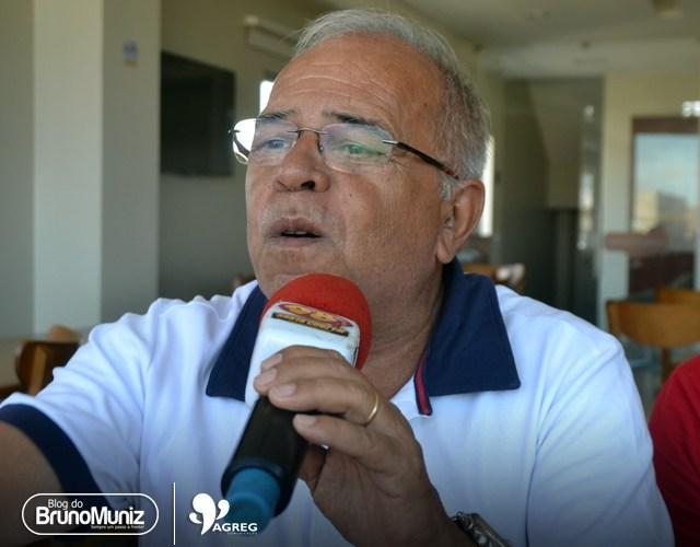 """""""Eu não trabalho com 'se', meu voto é de Zé Augusto"""", sustenta Fernando Aragão"""