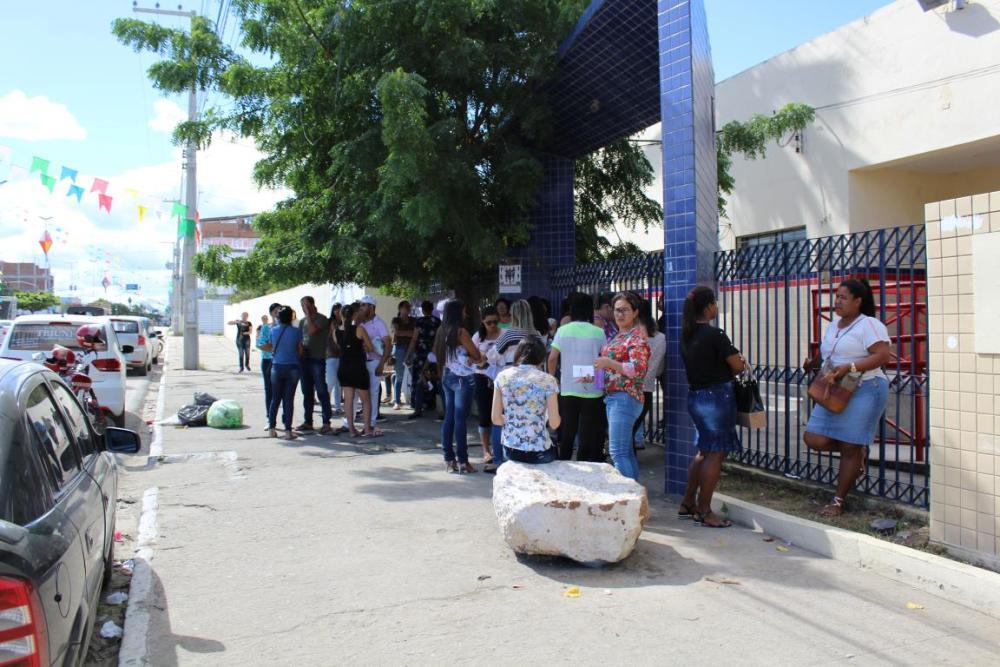 Em Santa Cruz, cerca de 14 mil pessoas realizaram Concurso Público
