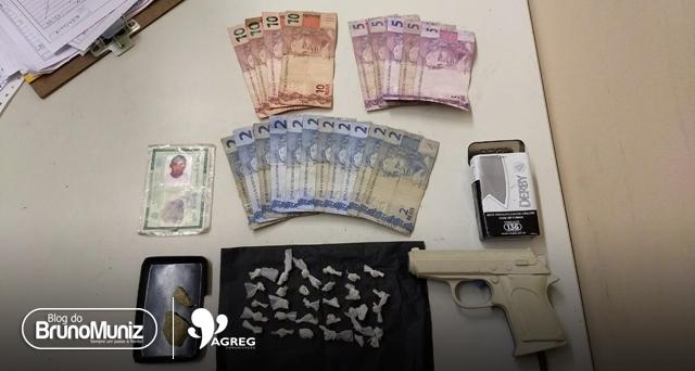 Mais um caso de tráfico de drogas é desarticulado em Santa Cruz