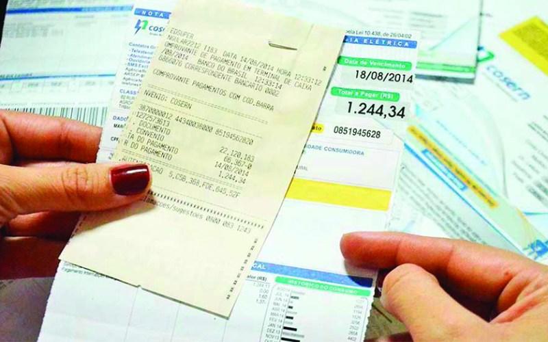 Casas lotéricas voltarão a receber contas da Celpe