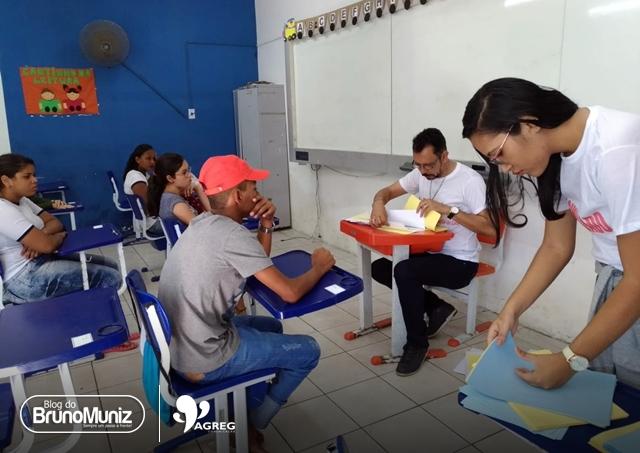 Escola Municipal de Santa Cruz do Capibaribe realiza I Simulado para o Enem 2018