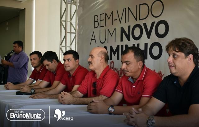 Tallys Maia, filho de José Augusto Maia, é lançado como pré-candidato a deputado estadual