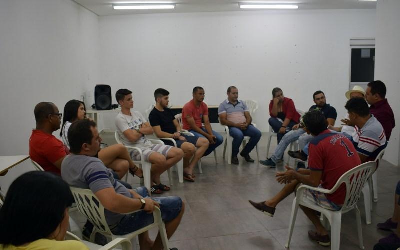 Agenda de campanha – Cleiton Barboza inicia campanha e recebe apoio de militância