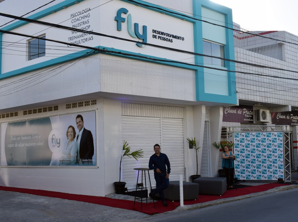 Espaço Fly Desenvolvimento de Pessoas é inaugurado em Santa Cruz do Capibaribe
