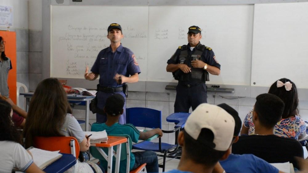 Prefeitura de Santa Cruz do Capibaribe implanta programa Patrulhar Escolar no município
