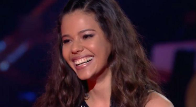 Pernambucana vence batalha no The Voice Brasil e continua na disputa