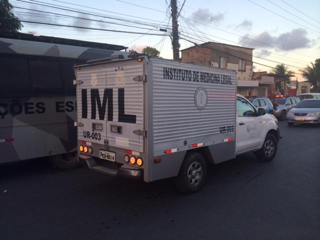 Balanço: Registrados 28 homicídios no fim de semana em Pernambuco