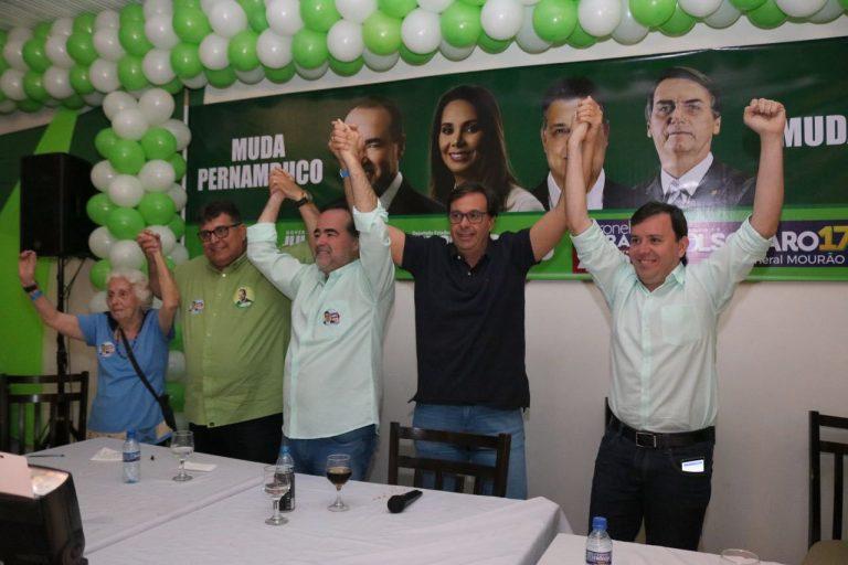 Em Pernambuco, eleitores de Bolsonaro enxergam Júlio Lóssio como opção