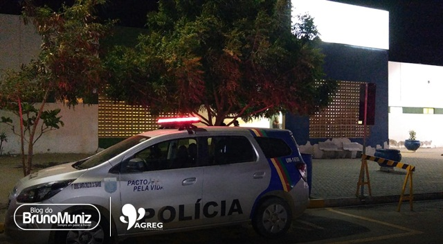 Cidadão é baleado no rosto por assaltantes em Santa Cruz do Capibaribe