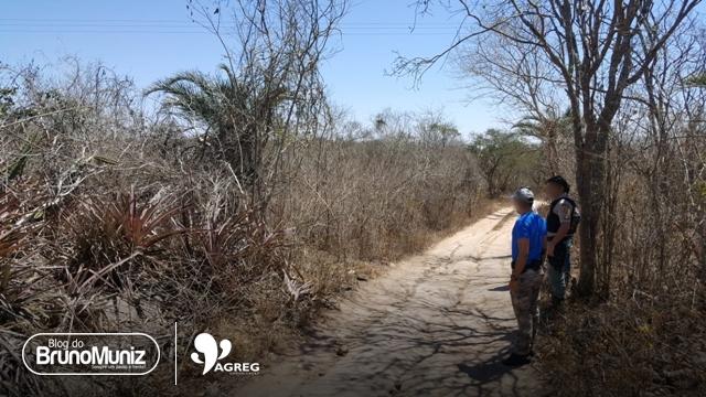 Homicídio é registrado na zona rural de Jataúba