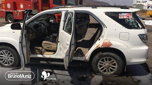 Tentativa de assalto a avião de transporte de valores deixa seis mortos em Pernambuco
