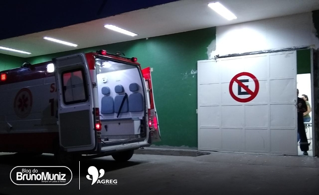 Mais uma tentativa de homicídio é registrada no distrito de São Domingos