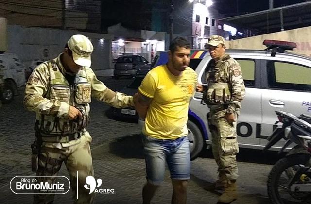 Taquaritinga do Norte – Confronto entre policiais do BEPI e suspeitos de assalto termina com dois mortos e um preso