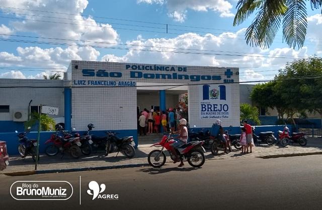 Quatro pessoas são baleadas em bar de São Domingos, distrito de Brejo