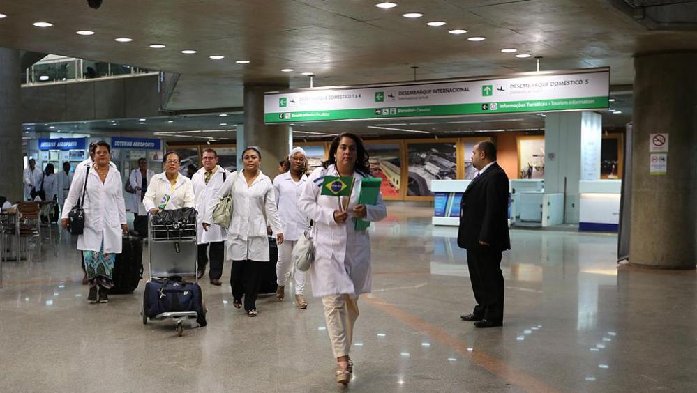 Governo Cubano decide sair do programa Mais Médicos e deixa o Brasil após declarações de Bolsonaro
