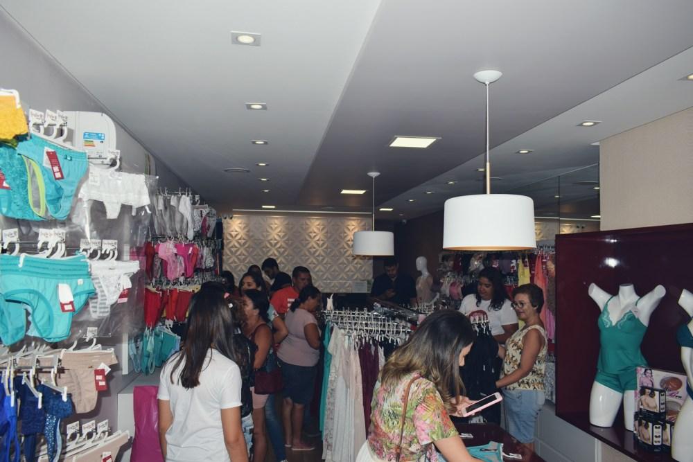 Blog Comércio – Nina Flor Lingerie realiza aniversário de um ano de loja em Santa Cruz do Capibaribe