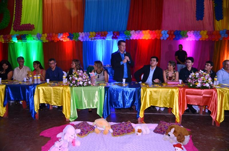 Formaturas da Educação Infantil em Santa Cruz do Capibaribe iniciam na Zona Rural