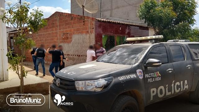 Latrocínio é registrado na cidade de Santa Cruz do Capibaribe