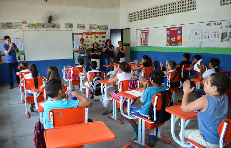 Matrículas para alunos novatos na rede municipal de ensino de Santa Cruz do Capibaribe começam em Janeiro de 2019
