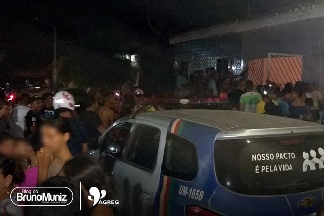 Jovem é vítima de feminicídio em São Domingos, distrito de Brejo