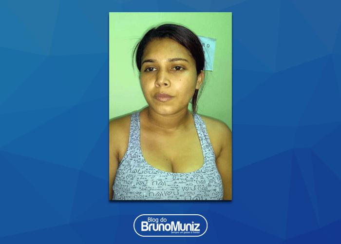 Mulher é presa com drogas e dinheiro em Taquaritinga do Norte, no Agreste