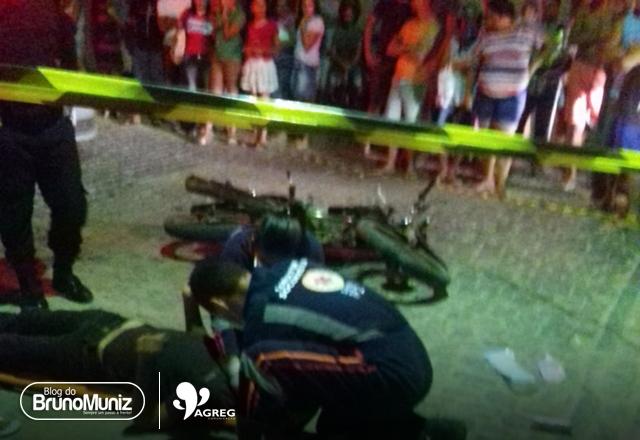 Acidente deixa três pessoas feridas em Santa Cruz do Capibaribe