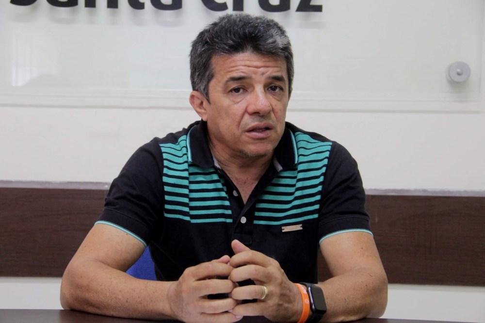 Síndico do Moda Center apresenta demandas à deputada Alessandra Vieira