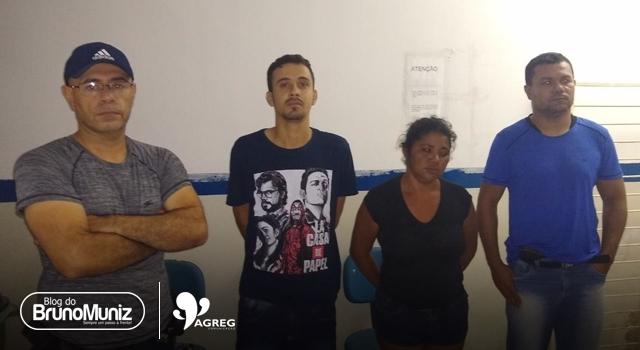 Mandados de prisão são cumpridos em São Domingos e Santa Cruz do Capibaribe