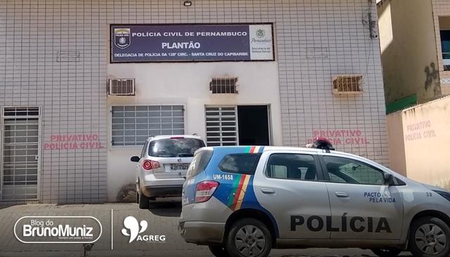 Homem sob efeito de álcool agride os pais e é preso em Taquaritinga do Norte
