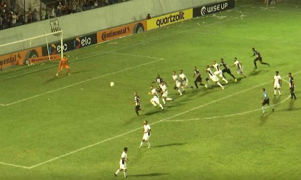Central fica no empate com o Ceará e acaba eliminado da Copa do Brasil