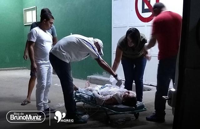 Homem sofre queimaduras graves ao acender fogo com álcool em Santa Cruz do Capibaribe