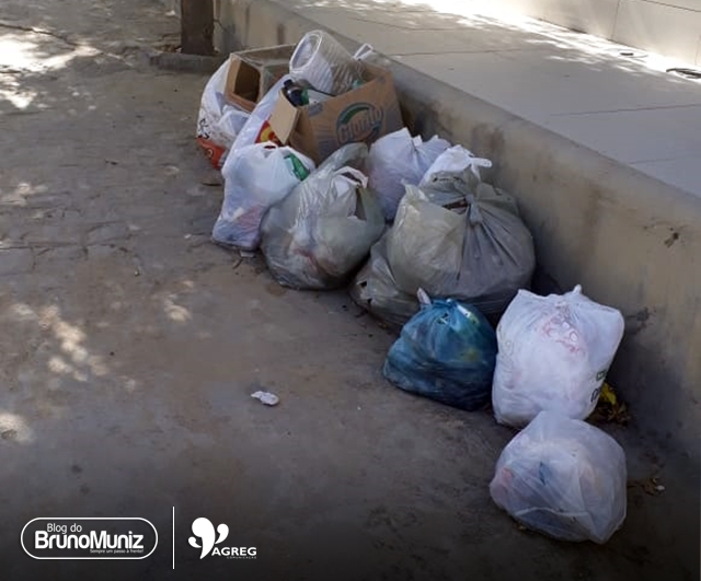 Moradores reclamam de demora na coleta seletiva em Santa Cruz do Capibaribe