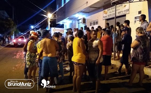 Jovem é assassinado em São Domingos, distrito de Brejo
