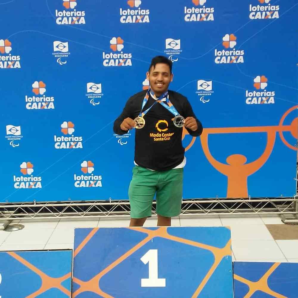 Heleno Touro vence mais uma competição em Curitiba